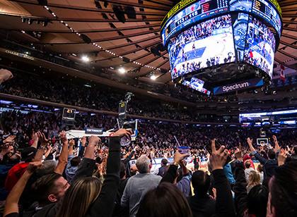 New York Knicks x Atlanta Hawks