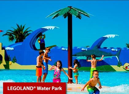 LEGOLAND FLORIDA + WATER PARK - 2 Dias