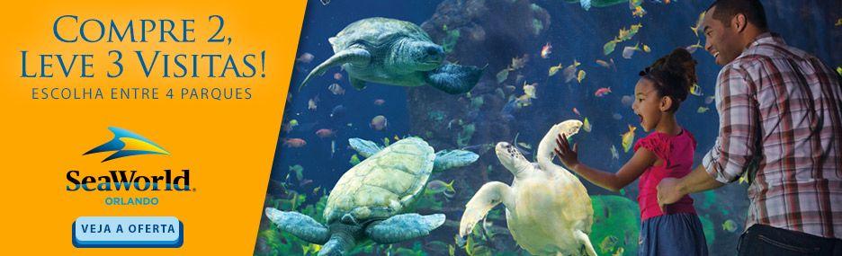 Banner Main - SeaWorld Parks